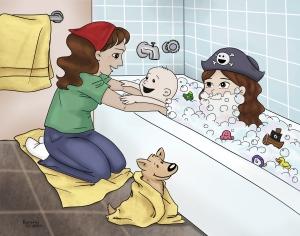 Bathtime-Pirates