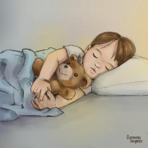 Boy-sleeping