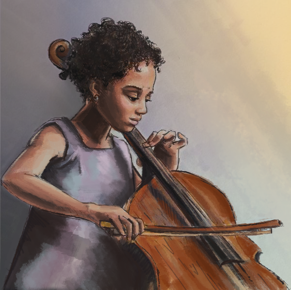 Girl-Playing-the-Cello