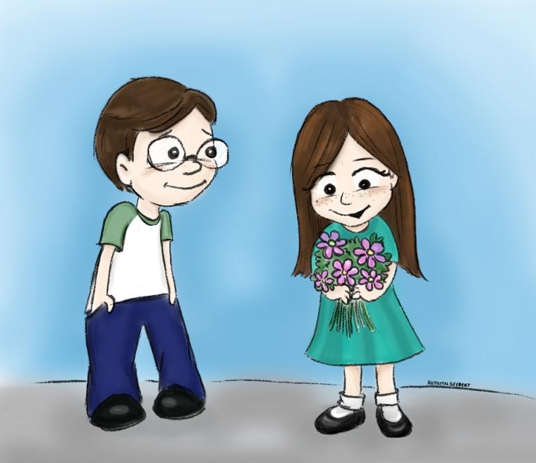 I-like-you-flowers