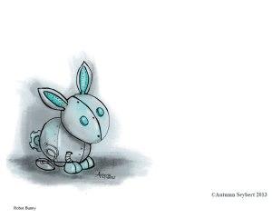 Robot-Bunny