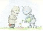 Robots Gardening