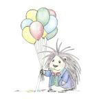 The Balloon Salesman