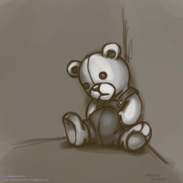 Bear-in-the-corner