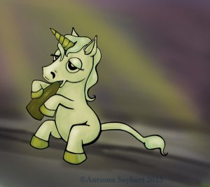 Drinking-Unicorn