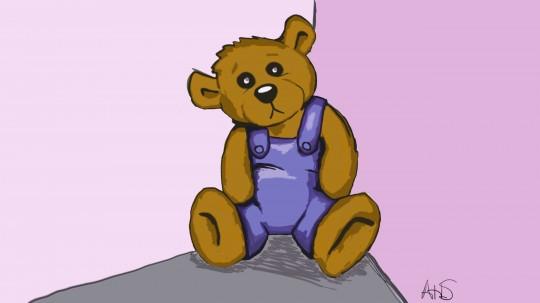 Tuckered Teddy