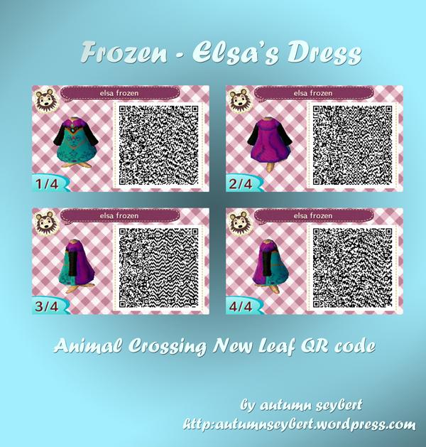 Elsa-QR-Code