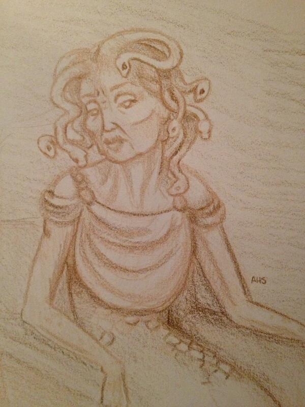 Old Medusa