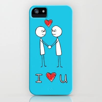 I Heart U Phone