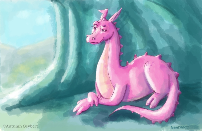 Confident Dragon