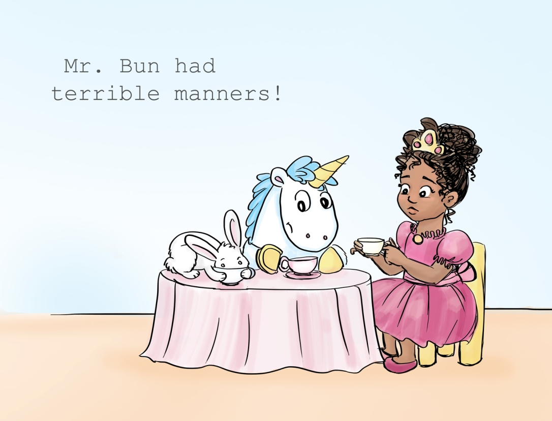 The Bad Manners of Mr Bun