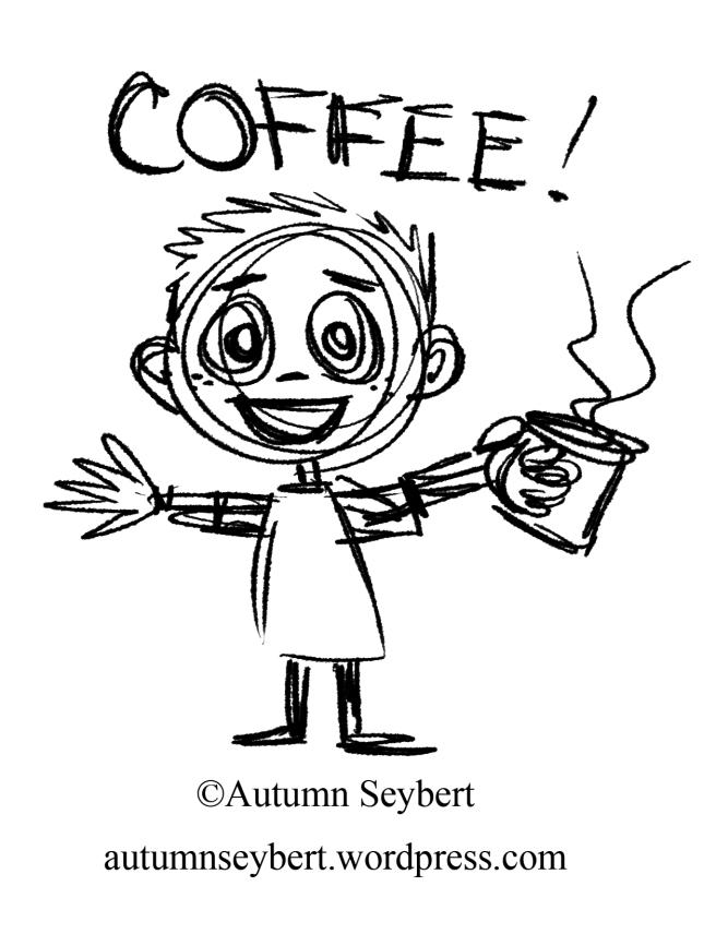 overcaffeinated