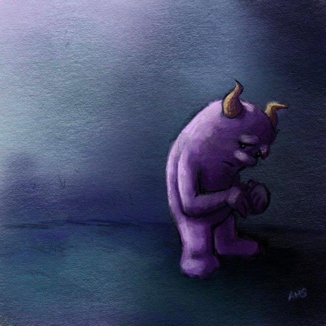 sadness-monster