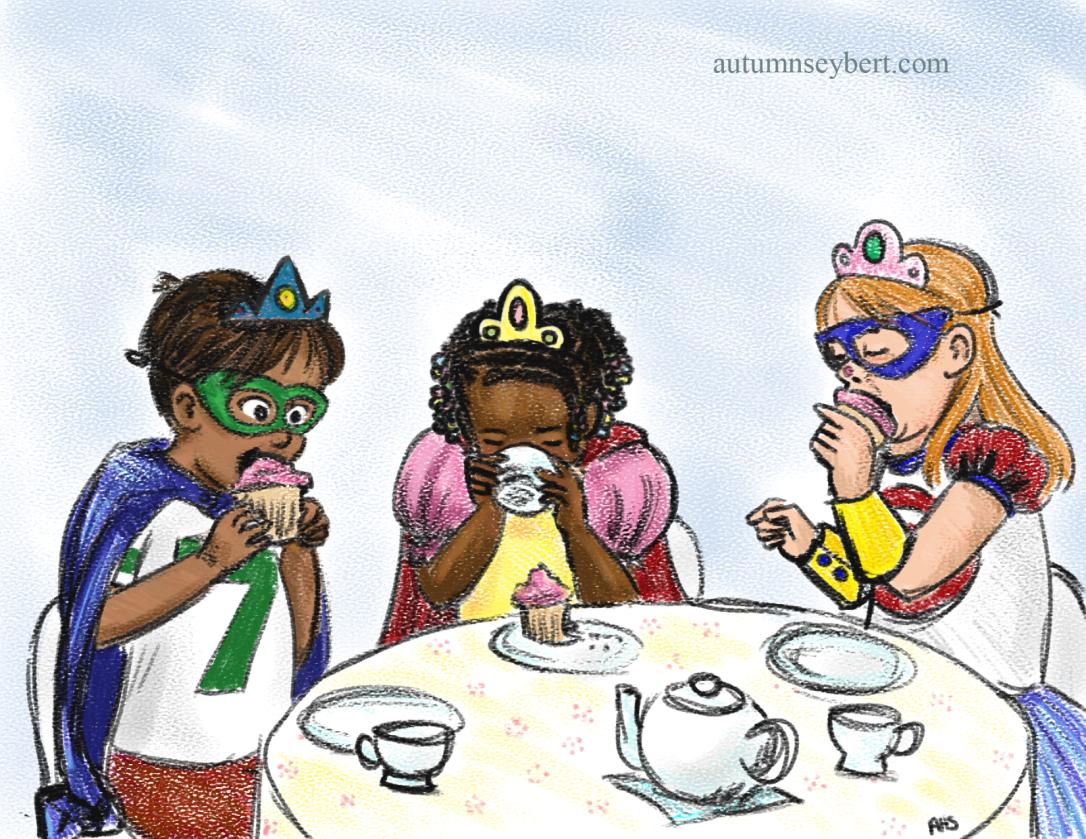 super-tea-party