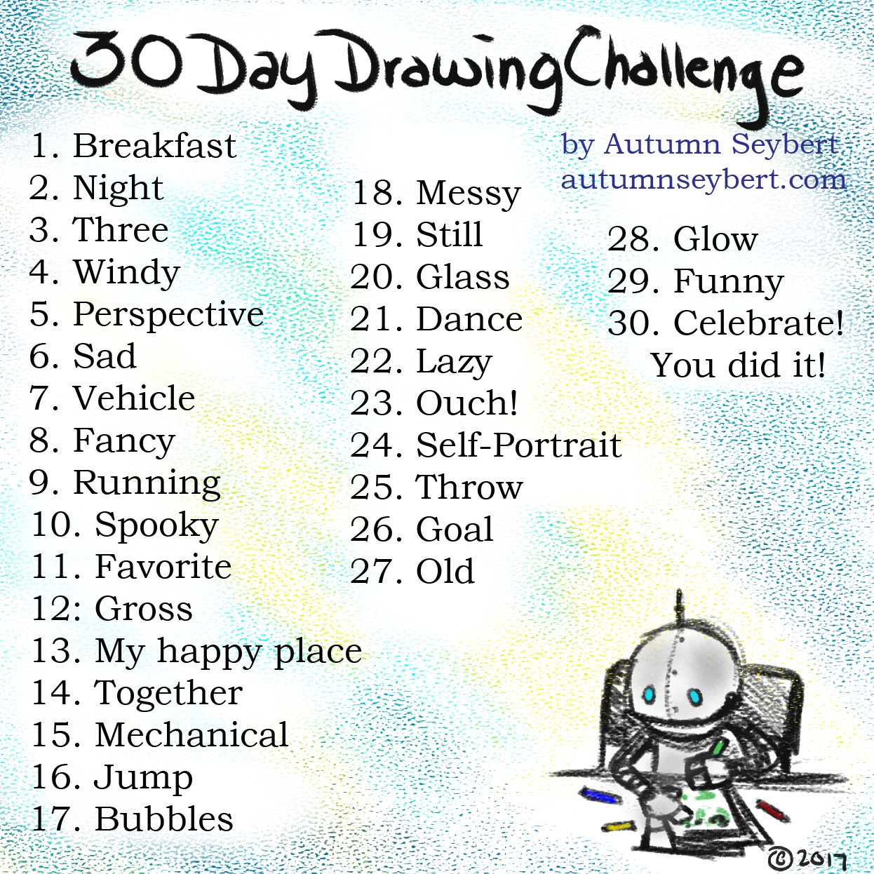 98 30 Day Drawing Challenge 30 Day Challenges Pinterest Drawing