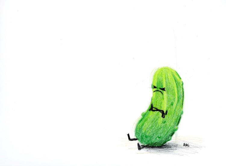 Peeved Pickle